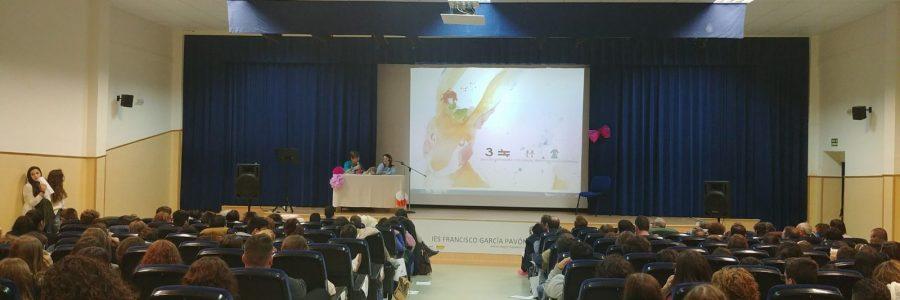 los centros escolares de Tomelloso con lady Isabel