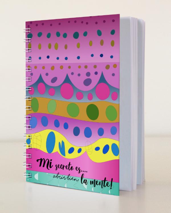 cuaderno átomos lLID SIN FRONTERAS